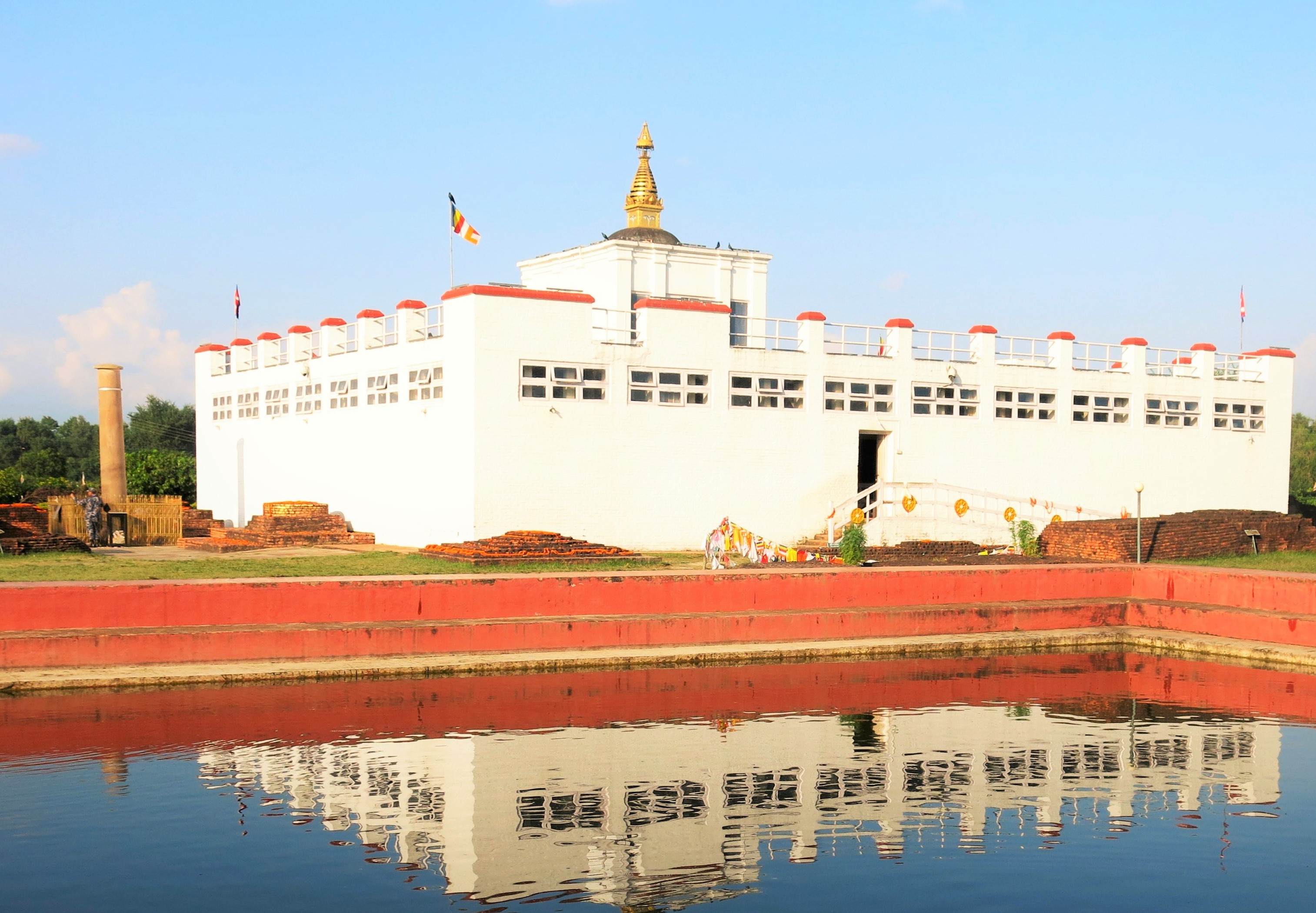 Lumbini - Birth Place Of Buddha